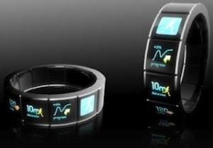 jam tangan masa depan, jam tangan modern, jam tangan keren