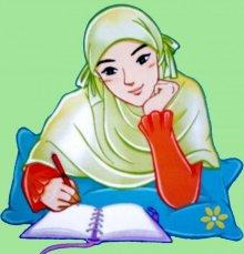 menulis diari dapat pulsa